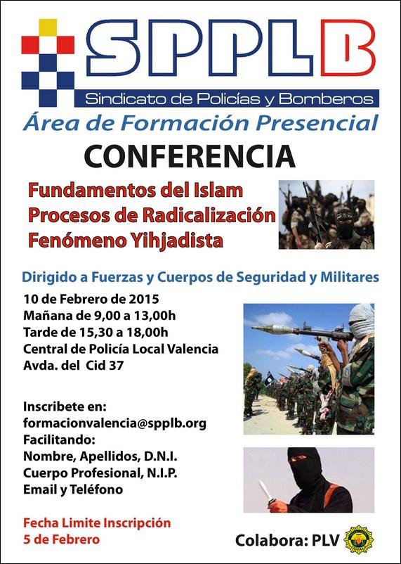 VALENCIA: CONFERENCIA FUNDAMENTOS DEL ISLAM